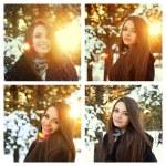 Winter portraits — Stock Photo #52814661