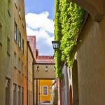 Germany, Landshut, pedestrian passage — Stock Photo #76920665