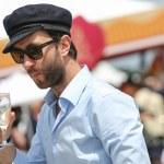 CHANTILLY - JUNE 15 : Lifestyle at Prix de Diane in racecourse, near Paris on June 15, 2014, France. — Stock Photo #70391657