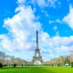 Eiffel tower — Stock Photo #68684215