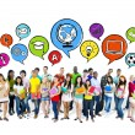 Group Of Aspiring High School Students — Stock Photo #52467423