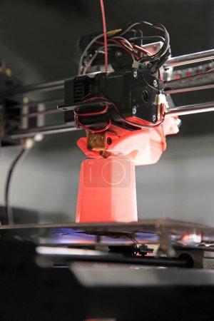 塑料的 3d 打印机