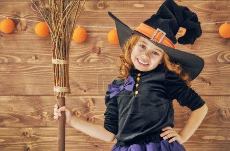 小女巫的扫帚