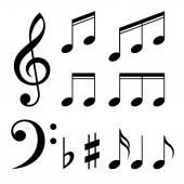音乐笔记一套