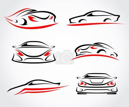 汽车抽象集