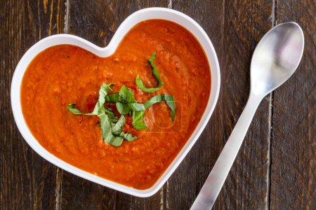 Fresh Homemade Tomato Soup