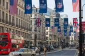 英国伦敦摄政街,