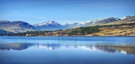 苏格兰高地景观