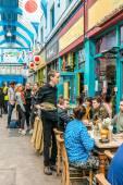 Brixton Village and Brixton Market