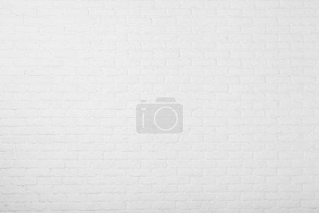 aged paint white brick wall background