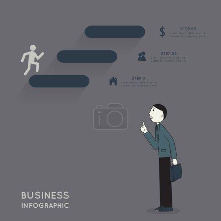 关于图表解释的商人_高清图片_邑石网
