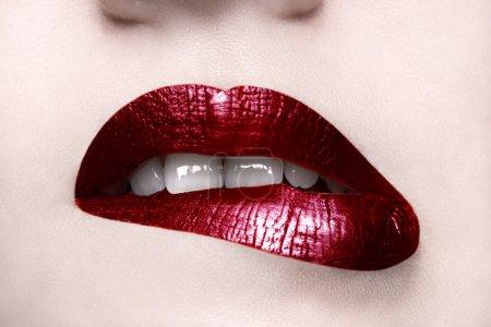 双唇。宏美之光