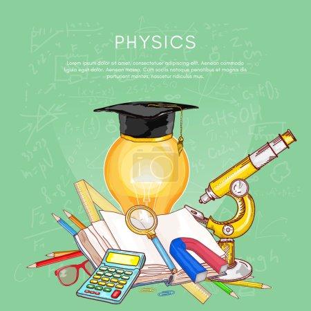 回到学校学习物理教育打开书本知识