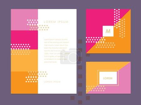 信头模板、 名片、 宣传册封面_高清图片_邑石网