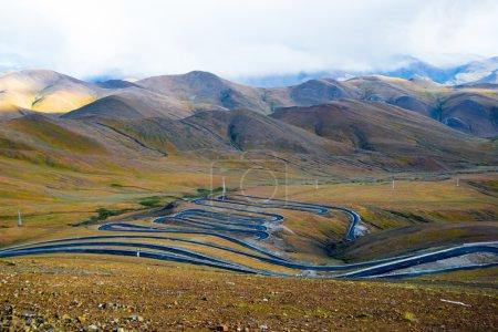 西藏美丽的风景