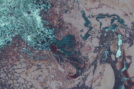 抽象的背景下,像石头一样。手绘艺术背景。Grunge 和石头纹理 (制造大理石技术)。漂亮的背景,设计项目。蓝色大理石
